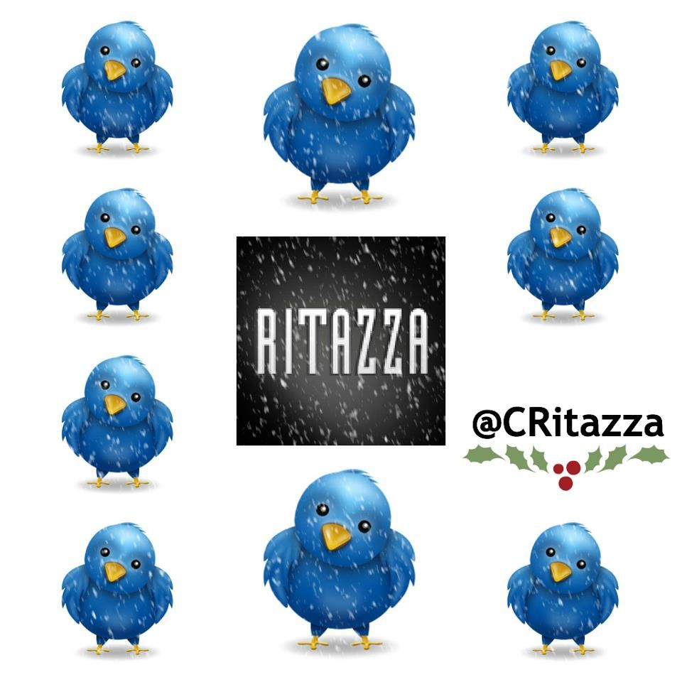 On the 9th day of Christmas my true love sent to me 9 Tweeters tweeting!