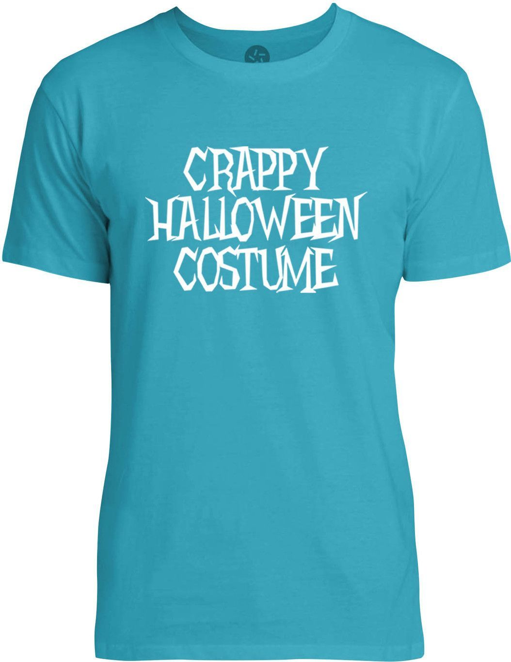 Crappy Halloween Costume (White) Mens Fine Jersey T-Shirt