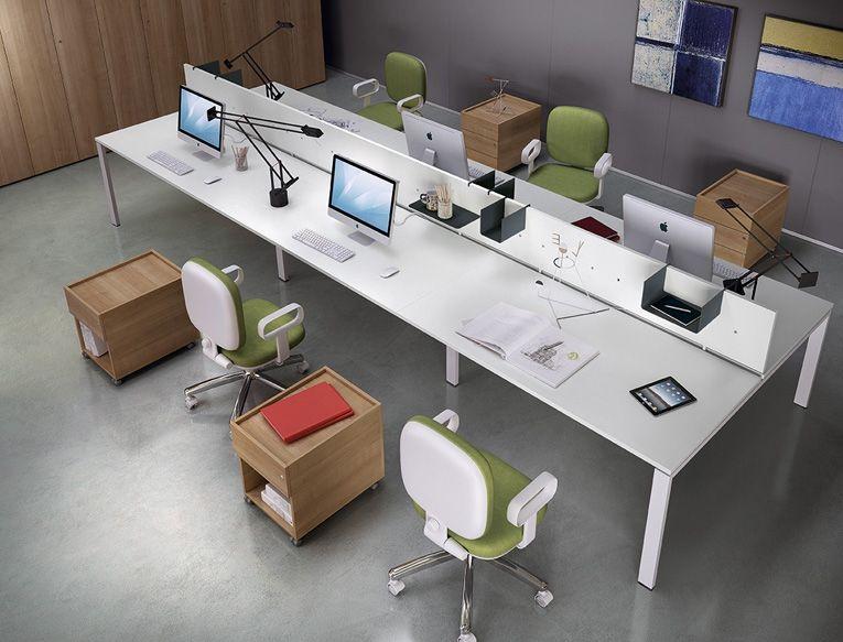 Upper panama presenta legodesk ideal para oficina legodesk es una colecci n de mobiliario de - Mobiliario ideal ...