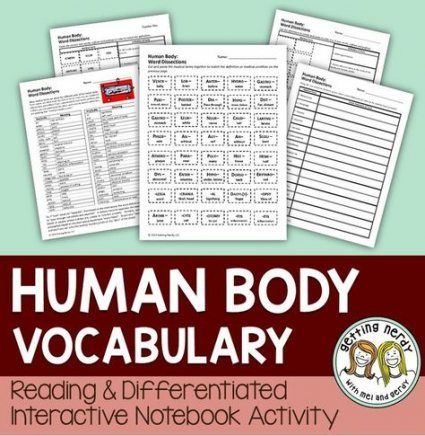 Trendy Medical Terminology Activities Body Systems Ideas #medical