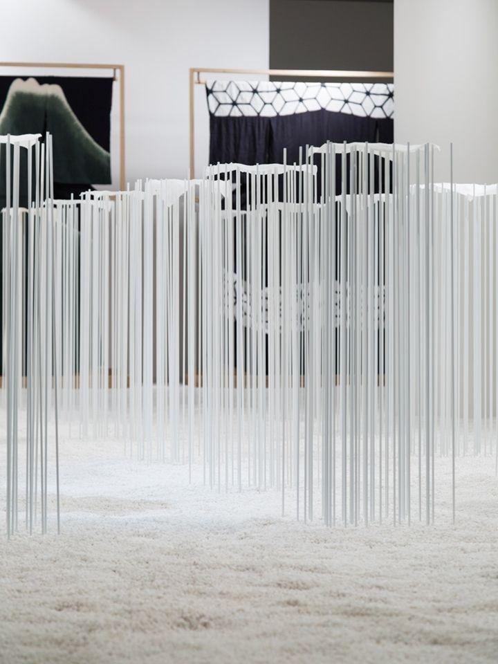 Majotae Textile Exhibition By Yusuke Seki, Tokyo U2013 Japan » Retail Design  Blog