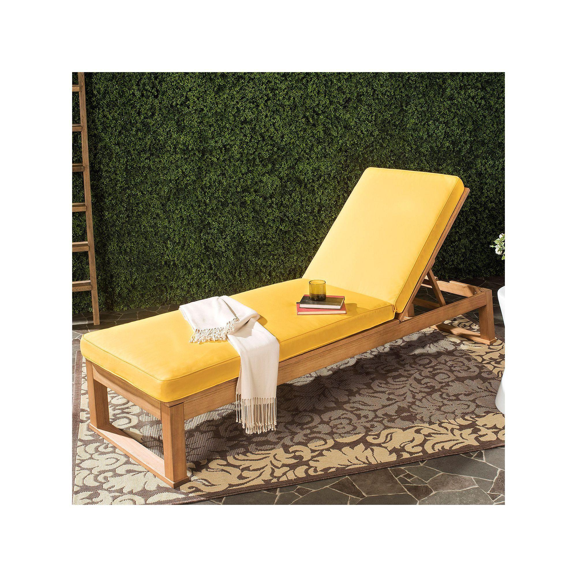 Awesome Safavieh Solano Sun Chaise Lounge Products In 2019 Sun Creativecarmelina Interior Chair Design Creativecarmelinacom