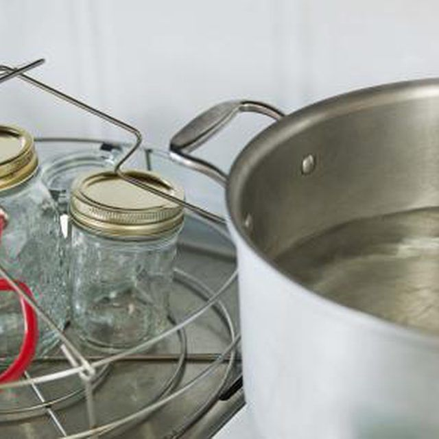 Can I Sterilize Jars In The Dishwasher Ehow Com Canning Jar Lids Canning Jars Canning Refried Beans