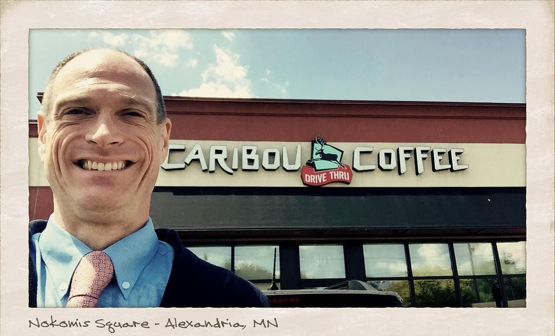 Thank you cariboucoffee in Baxter the meeting today was