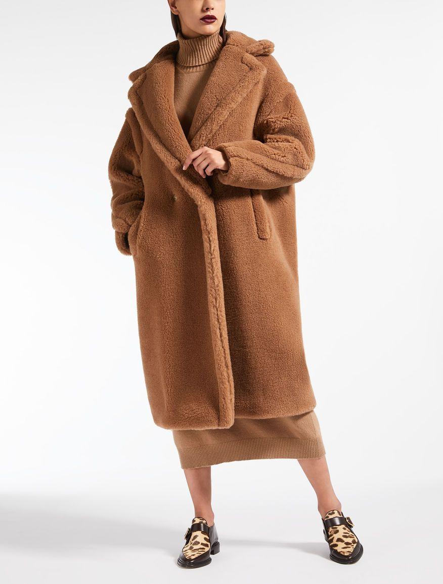 220cc2b6f Teddy Bear Icon Coat