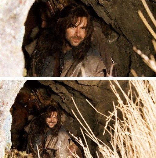Aidan Turner aka Kili in The Hobbit. Are dwarves even allowed to be this sexy? Siiiiigh ~