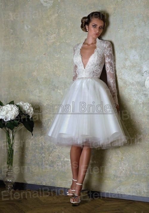 The Wedding Scoop Spotlight Short Dresses For Reception