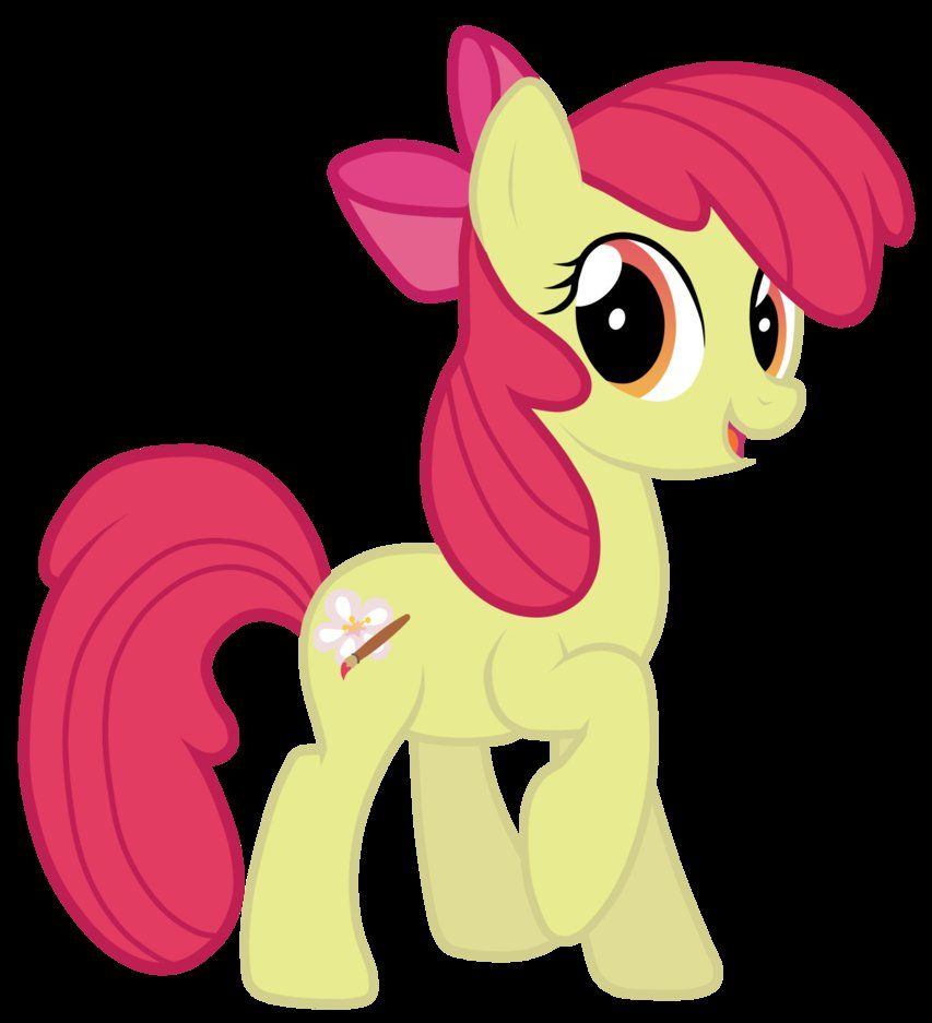 My little pony coloring pages apple bloom - Grown Up Apple Bloom 3 Apple Bloom Pinterest Art 95 And Deviantart