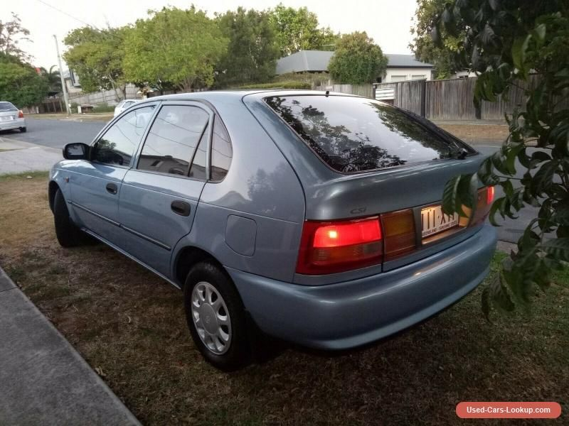 Car For Sale Toyota Corolla Hatchback 107 Kl S Auto Air Steer