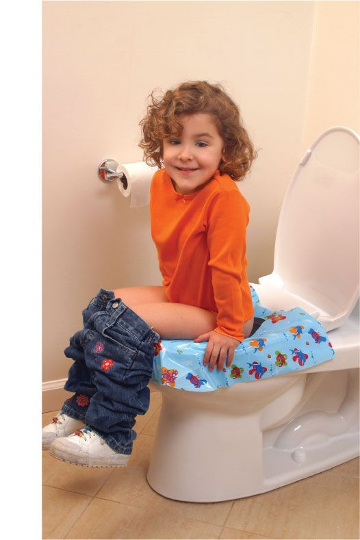 How To Effectively Potty Train Your Child While Staying at