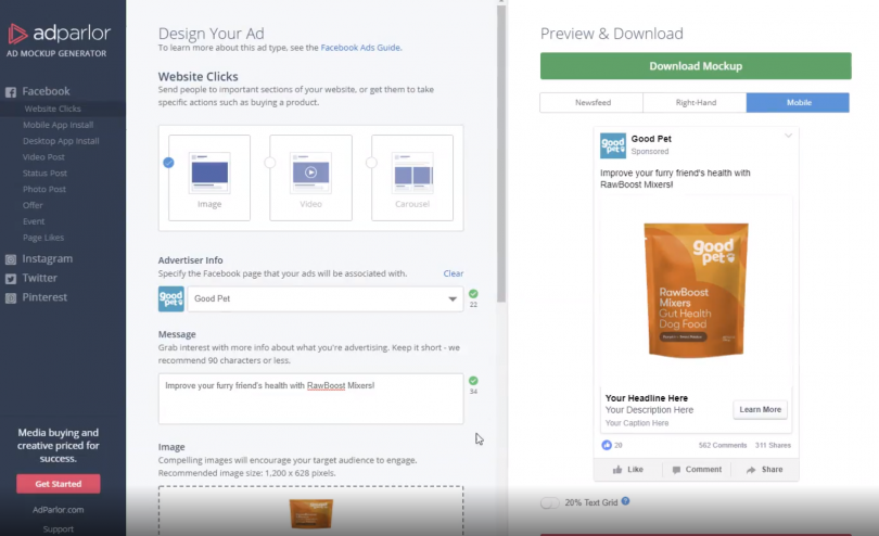 7 Facebook Ad Preview Tools To Master Your Facebook Ad Campaigns Facebook Ad Formats Facebook Ad Ads