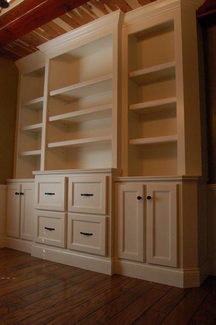 Diy Bookshelf Painting Ideas