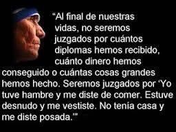Frases De La Madre Teresa De Calcuta Para Compartir En Facebook