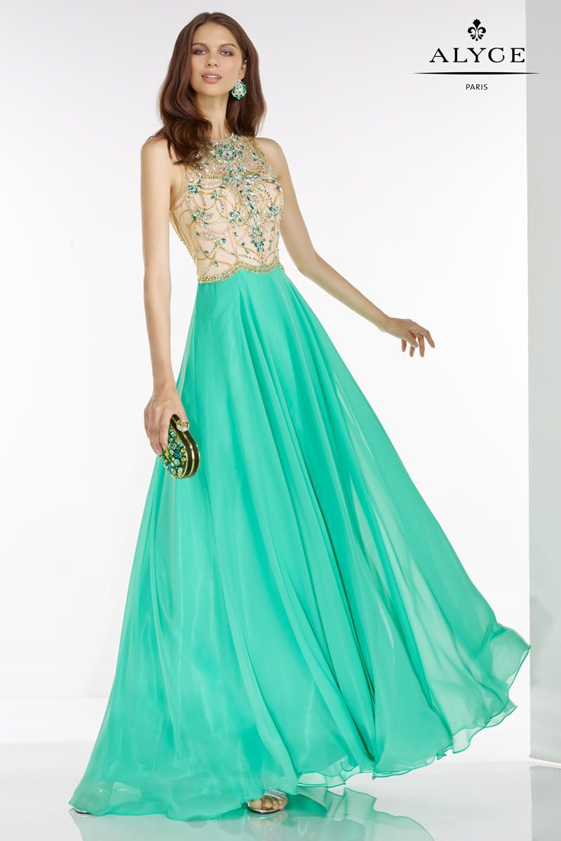 Alyce Prom Dress 6526 | Terry Costa Dallas | Ball&Prom&Banquet Gowns ...