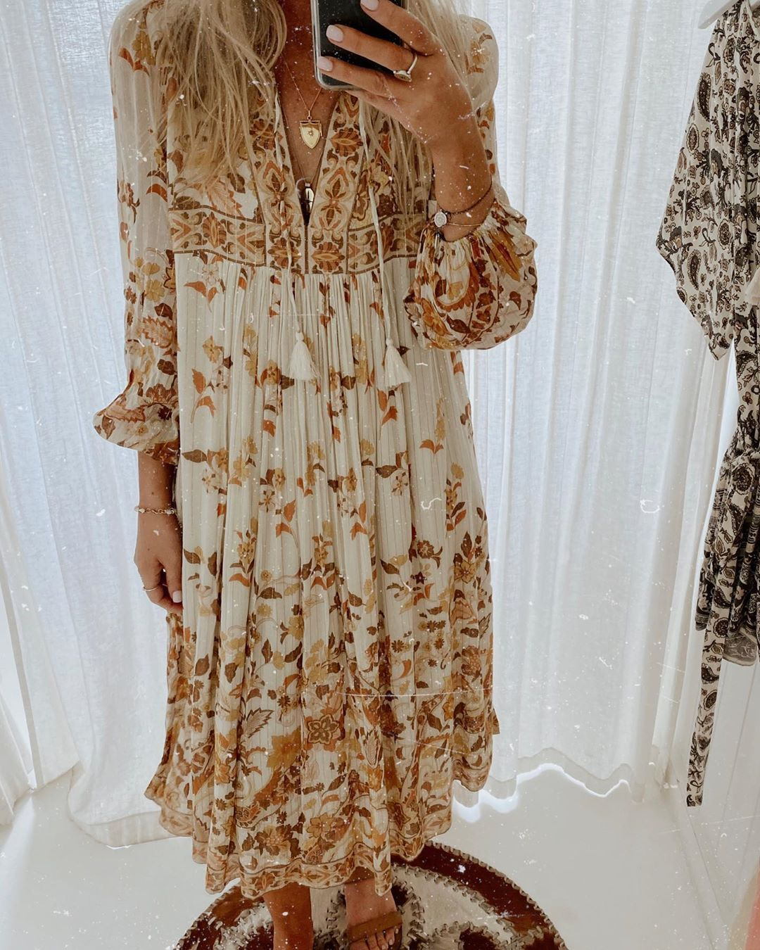 Hendrix Boho Dress Spell
