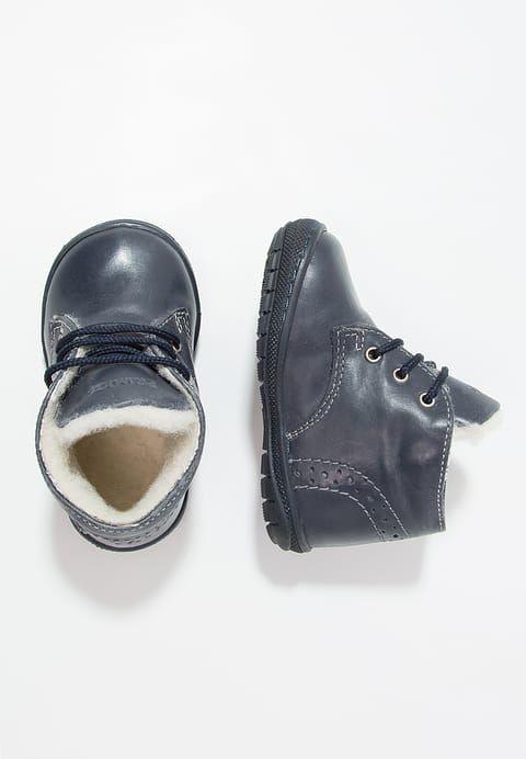 Primigi Obuwie Do Nauki Chodzenia Blue Zalando Pl Baby Shoes Shoes Fashion