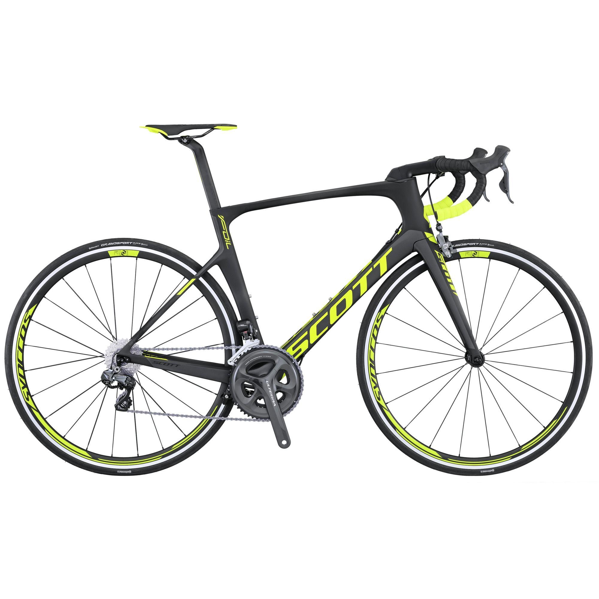SCOTT Sports Bicicleta SCOTT Foil 10 Ciclismo, Assento