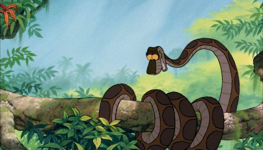 Kaa Personnage Le Livre De La Jungle Book Disney Character