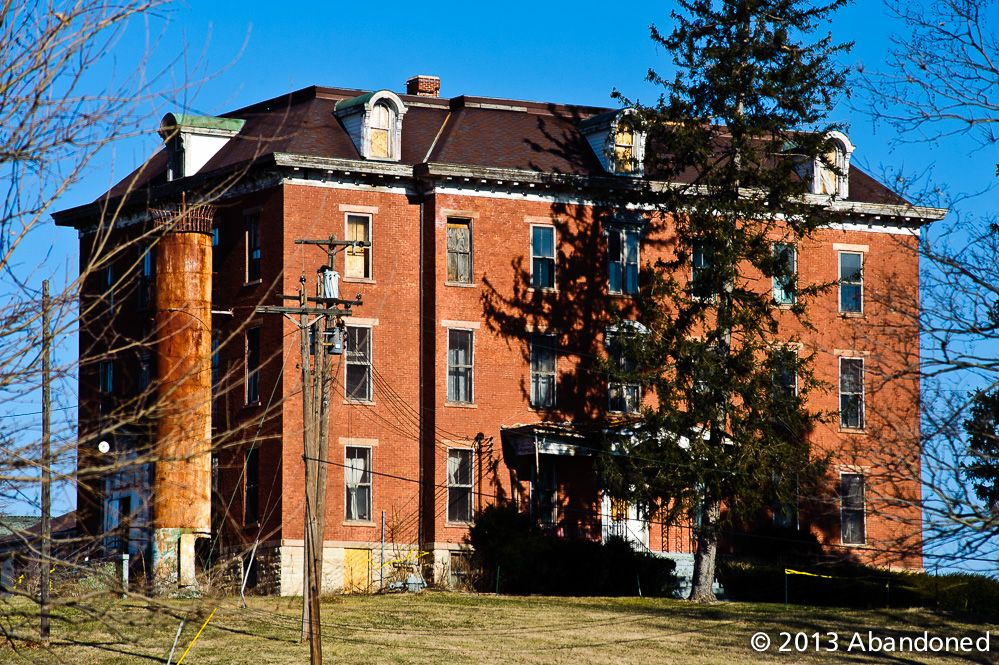 Warren County Orphan Asylum & Children's Home Abandoned