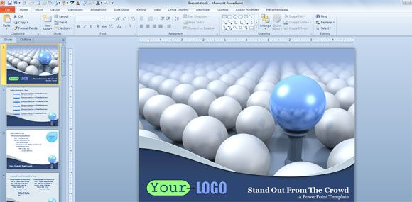 Presenter Media: Download Awesome 3D Powerpoint Templates And 3D