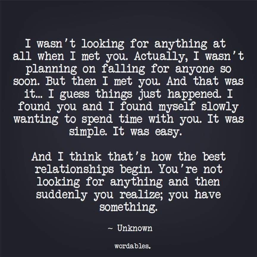 New Relationship Love Quotes: It's Amazing How Everything Worked Out After All Of This