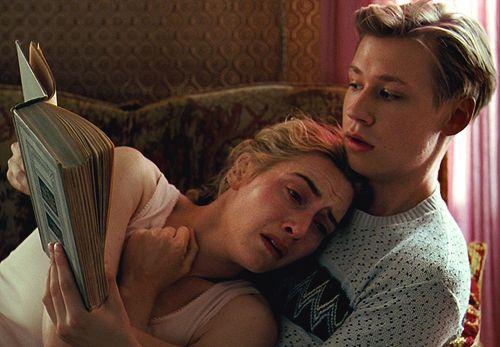The Reader Film. Kate Winslet & David Kross   Movie scenes, Film movie,  Good movies