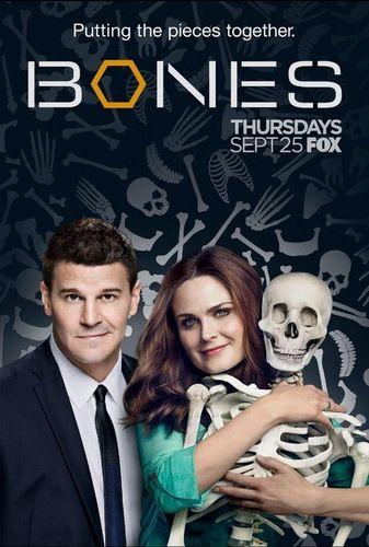 مسلسل Bones S05e10 الموسم الخامس الحلقة 10 تحميل و مشاهدة مباشرة Bones Tv Show Bones Season 10 Booth And Bones