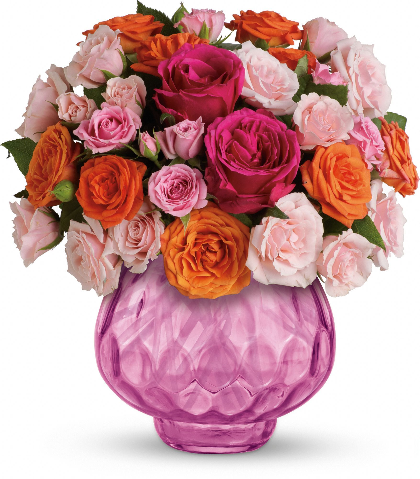 Telefloras sweet fire bouquet with roses flowers pinterest flowers izmirmasajfo