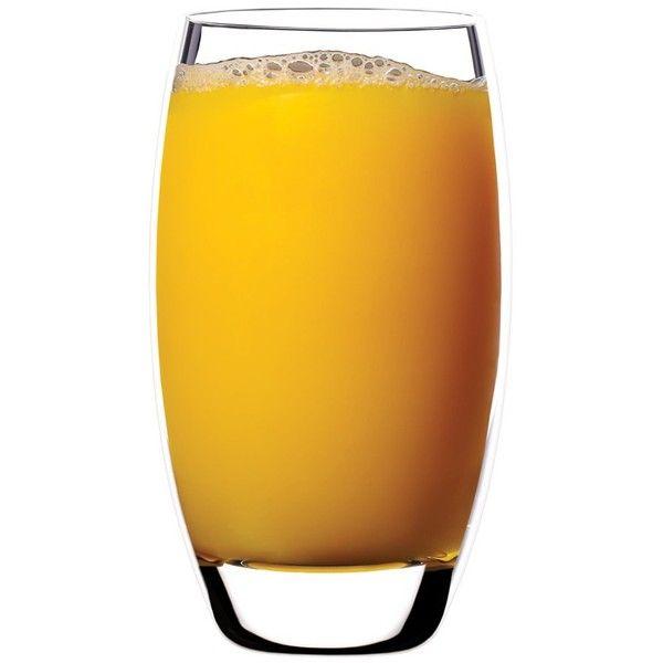 Luigi Bormioli 'Crescendo' Glasses (620 MXN) ❤ liked on Polyvore featuring home, kitchen & dining, drinkware, drinks, food, fillers, food & drinks, clear, glass drinkware and luigi bormioli