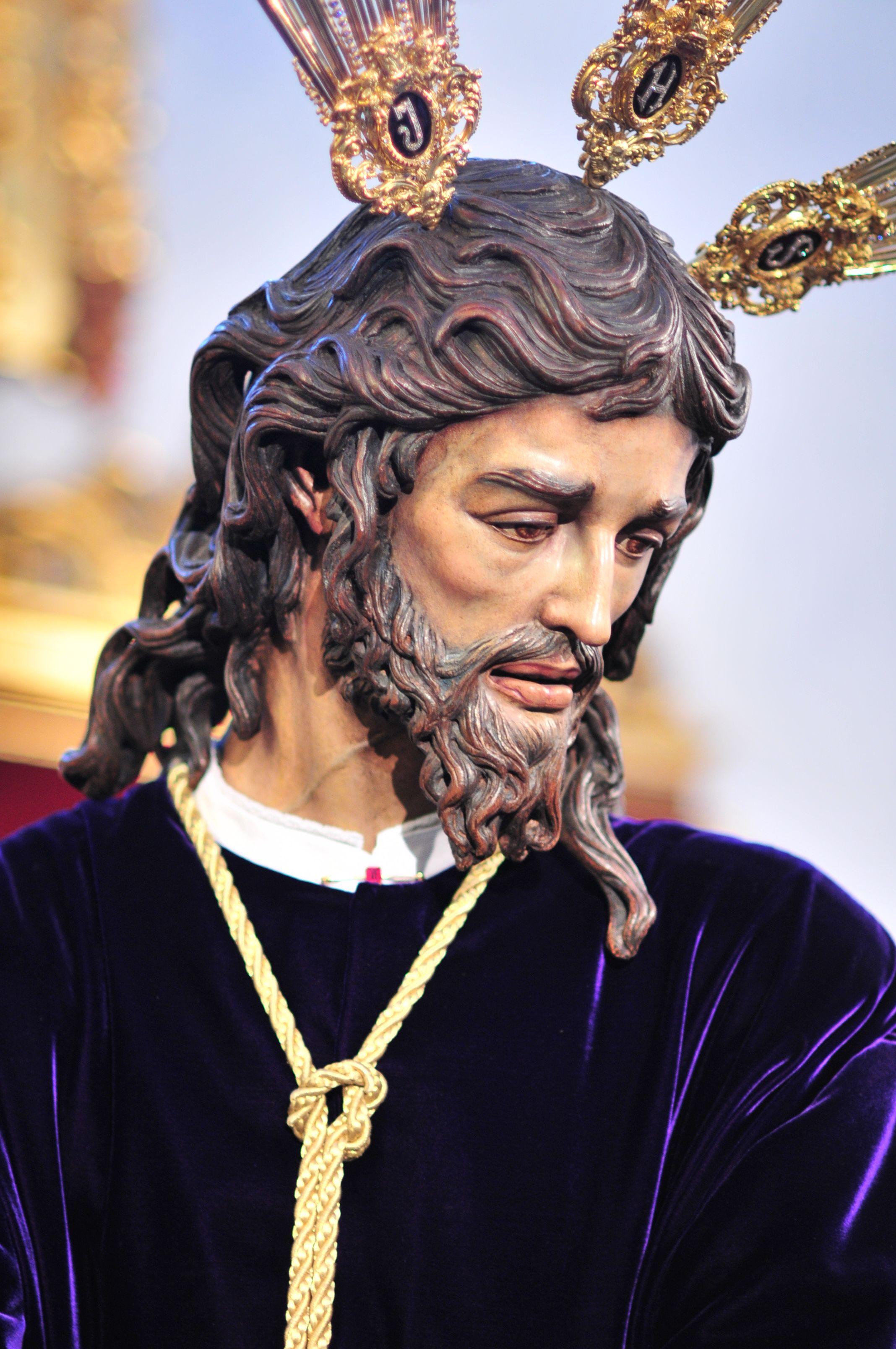 Resultado de imagen de jesús del Soberano Poder (San Gonzalo) en Campana. Sevilla 2017