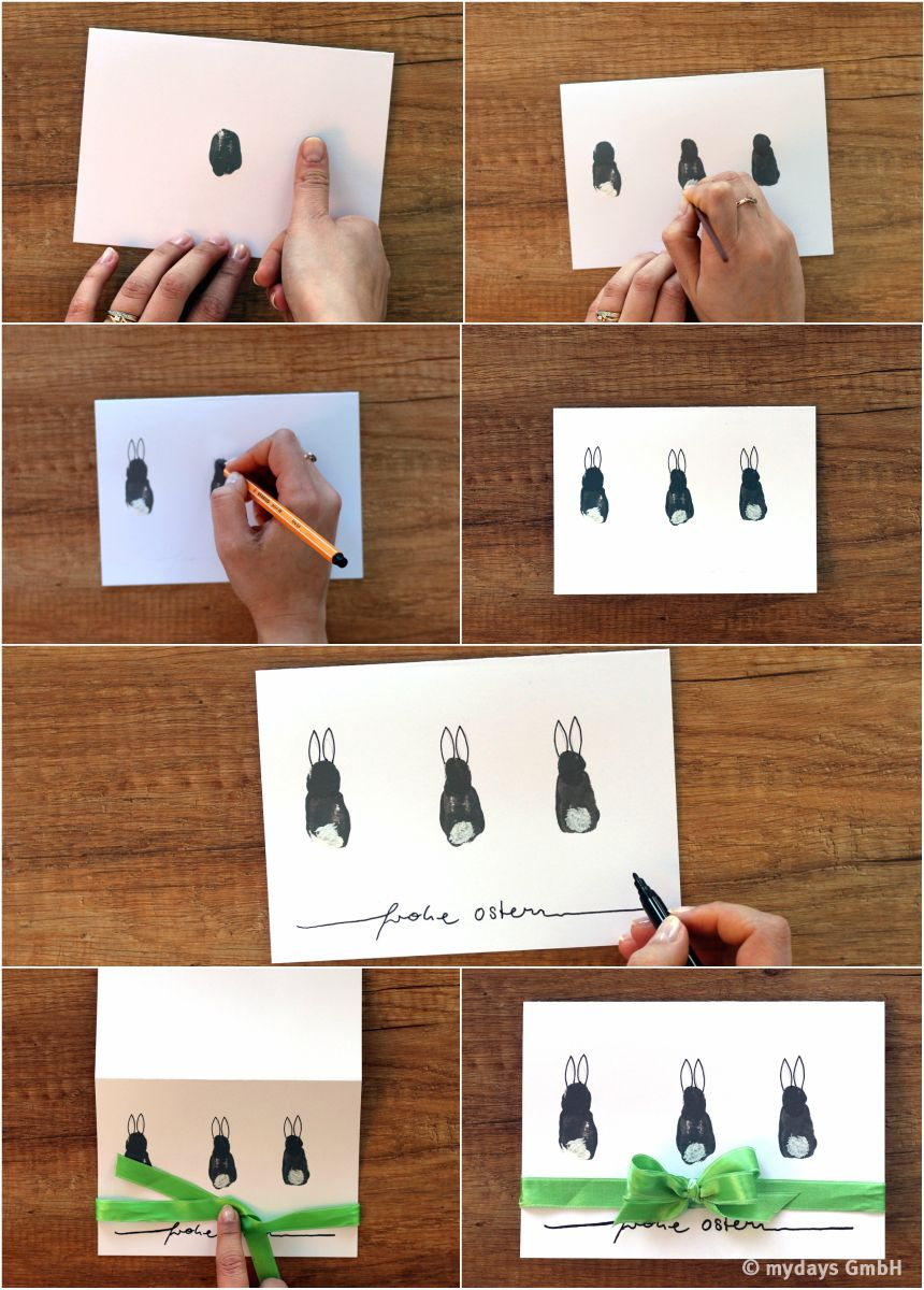 Photo of It's that simple: DIY DIY Easter cards yourself