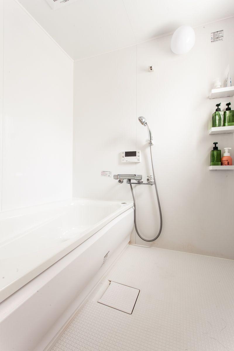 バスルーム 浴室 ユニットバス 無印良品の家 浴室 ユニットバス ユニットバス