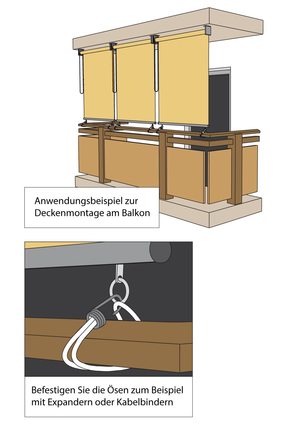 au enrollos senkrechtmarkisen f r balkon jarolift balkon in 2019 pinterest balkon. Black Bedroom Furniture Sets. Home Design Ideas