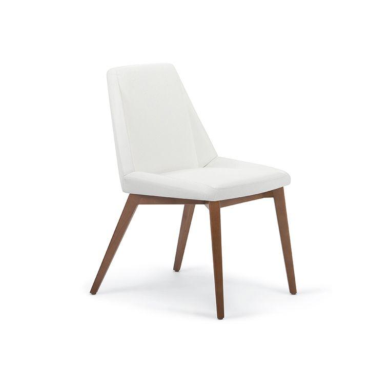 Nios Guest Wood Chair Office Furniture Modern Guest