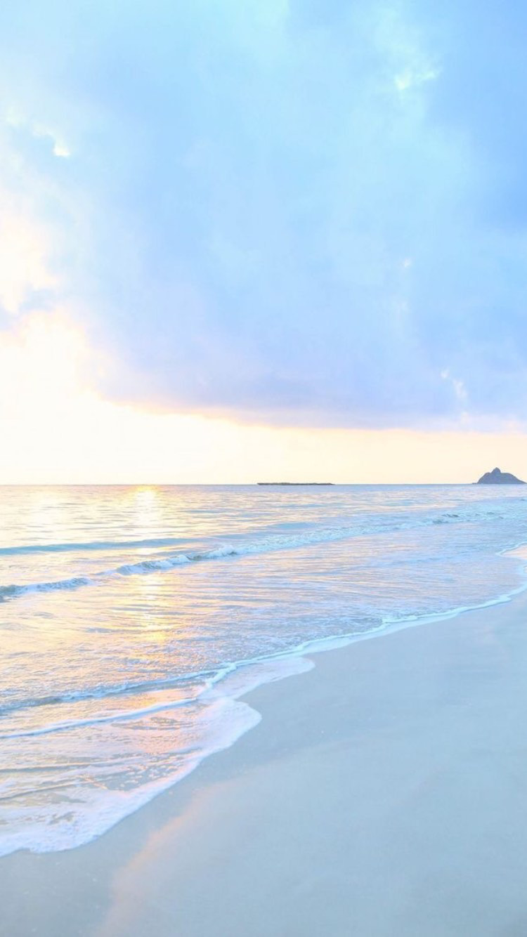 غيوم وبحر Beach Wallpaper Ocean Wallpaper Sky Aesthetic