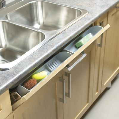 Tilt Tray with Divider - 996672130 at Richelieu Hardware | Kitchen ...