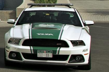 Dubai Police Cars Mustang Police Cars Police Cars Ford Shelby