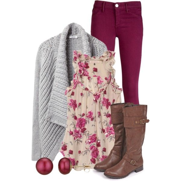 Rose Garden, created by qtpiekelso on Polyvore