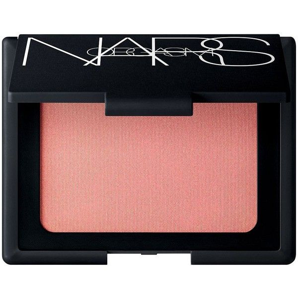Nars  Blush (120 BRL) ❤ liked on Polyvore featuring beauty products, makeup, cheek makeup, blush, beauty, cosmetics, faces, fillers, orgasm and nars cosmetics