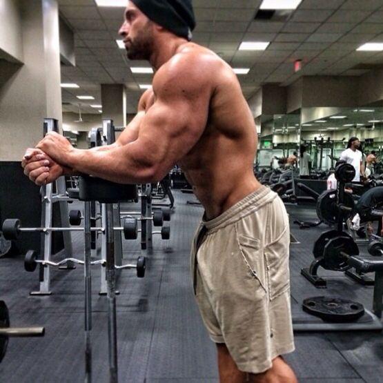 brendan bradley bodybuilder