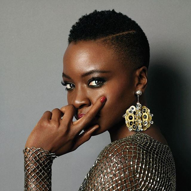 Danai Gurira the Zimbabwean actress is our WCW. Commandez