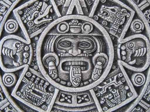 Aztec Calendar Center Aztec Art Aztec Tattoo Designs Aztec Tattoo