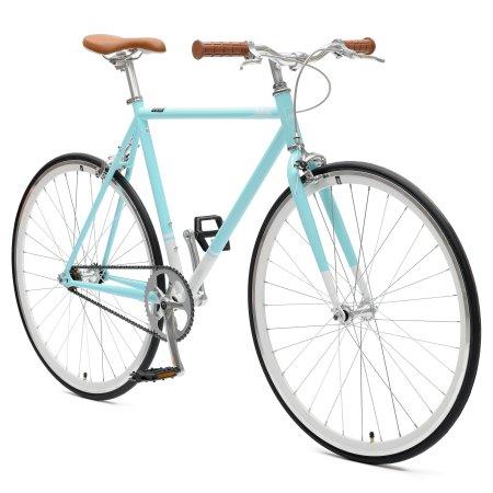 Critical Cycles Harper 1 Speed Freewheel Fixed Gear Bike Walmart Com Commuter Bike Fixed Gear Bike Urban Commuter Bike