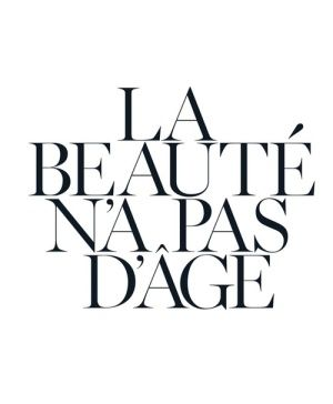 via beauty doesn\'t have an age | French Phrases and Quotes ...