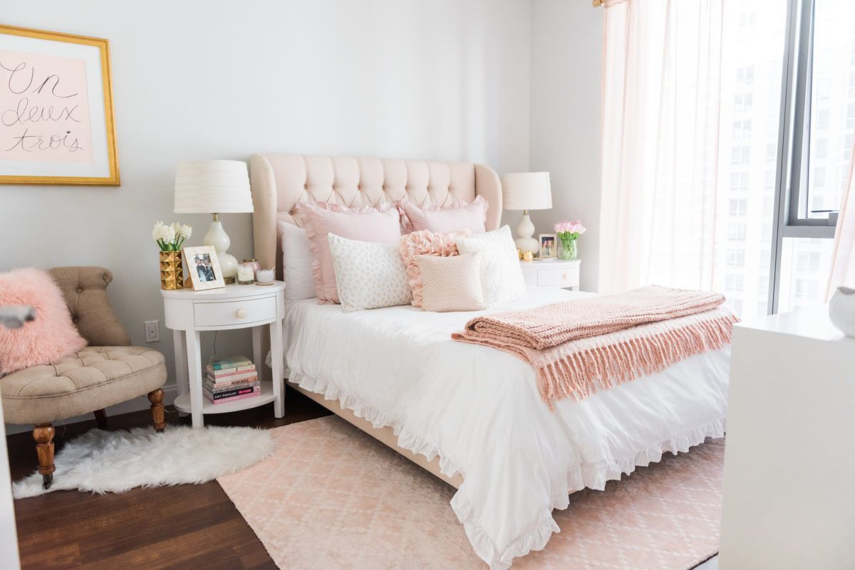 Photo of Channel Your Inner French Girl with a Glamorous Bedroom Makeover