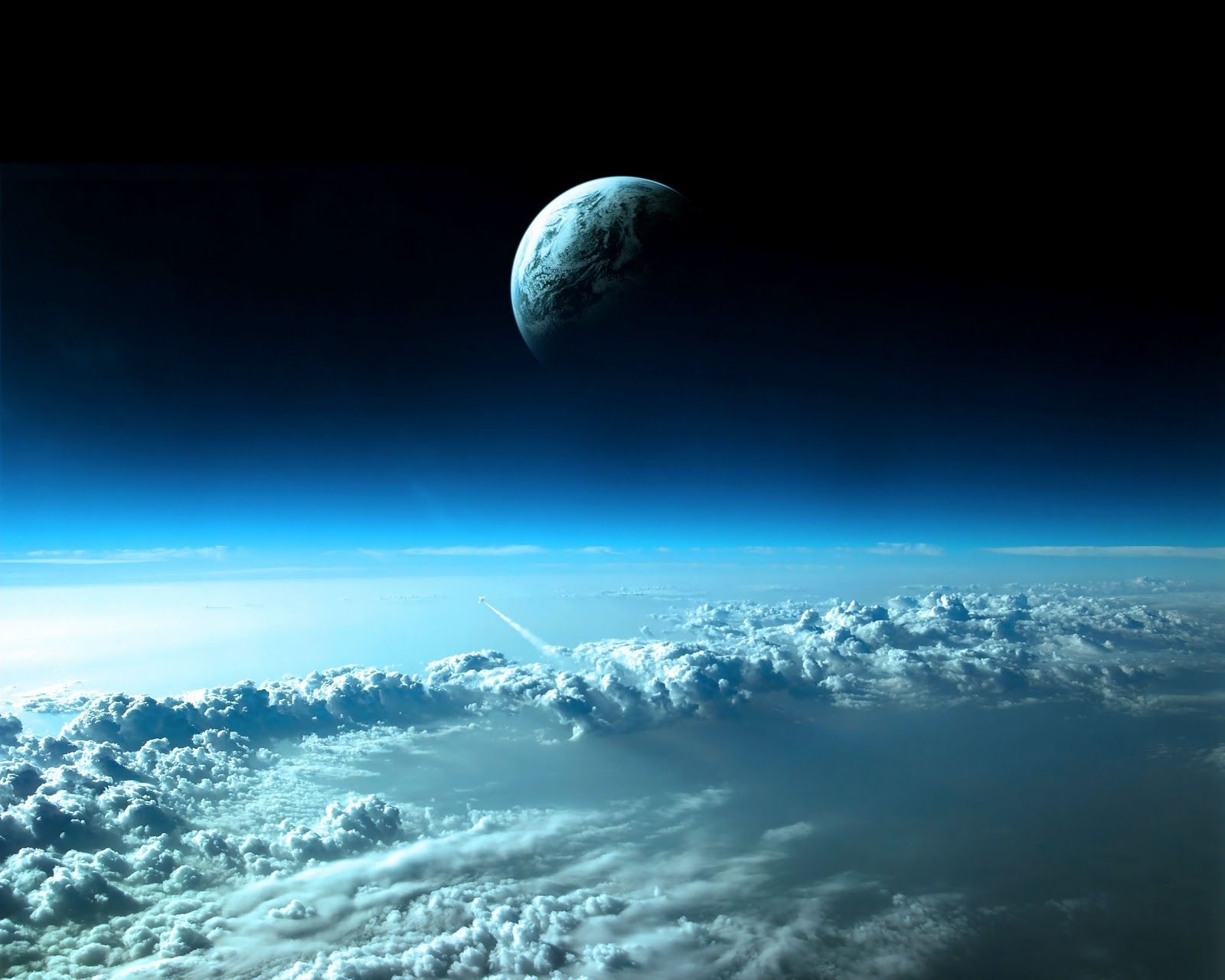 Real Space Hd Wallpapers Earth From Space Space Pictures