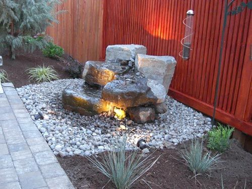 Outdoor Water Feature Water Feature Installation Water Features