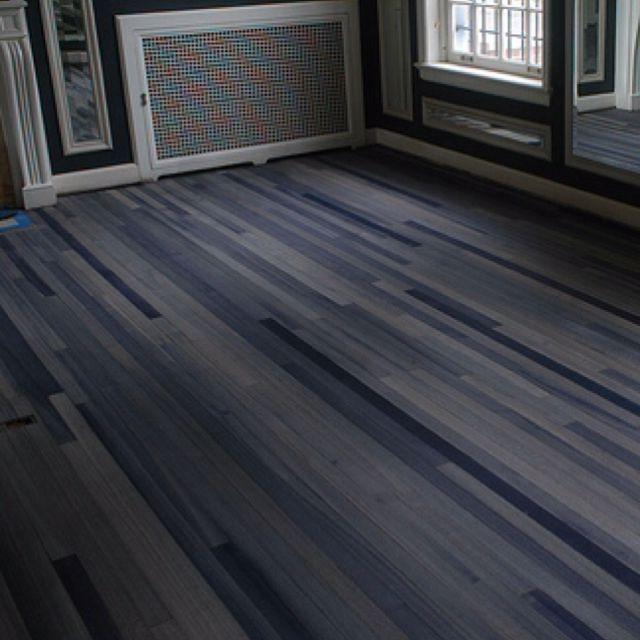 Pickled Wood Floors Staining Wood Floors Grey Wood Floors