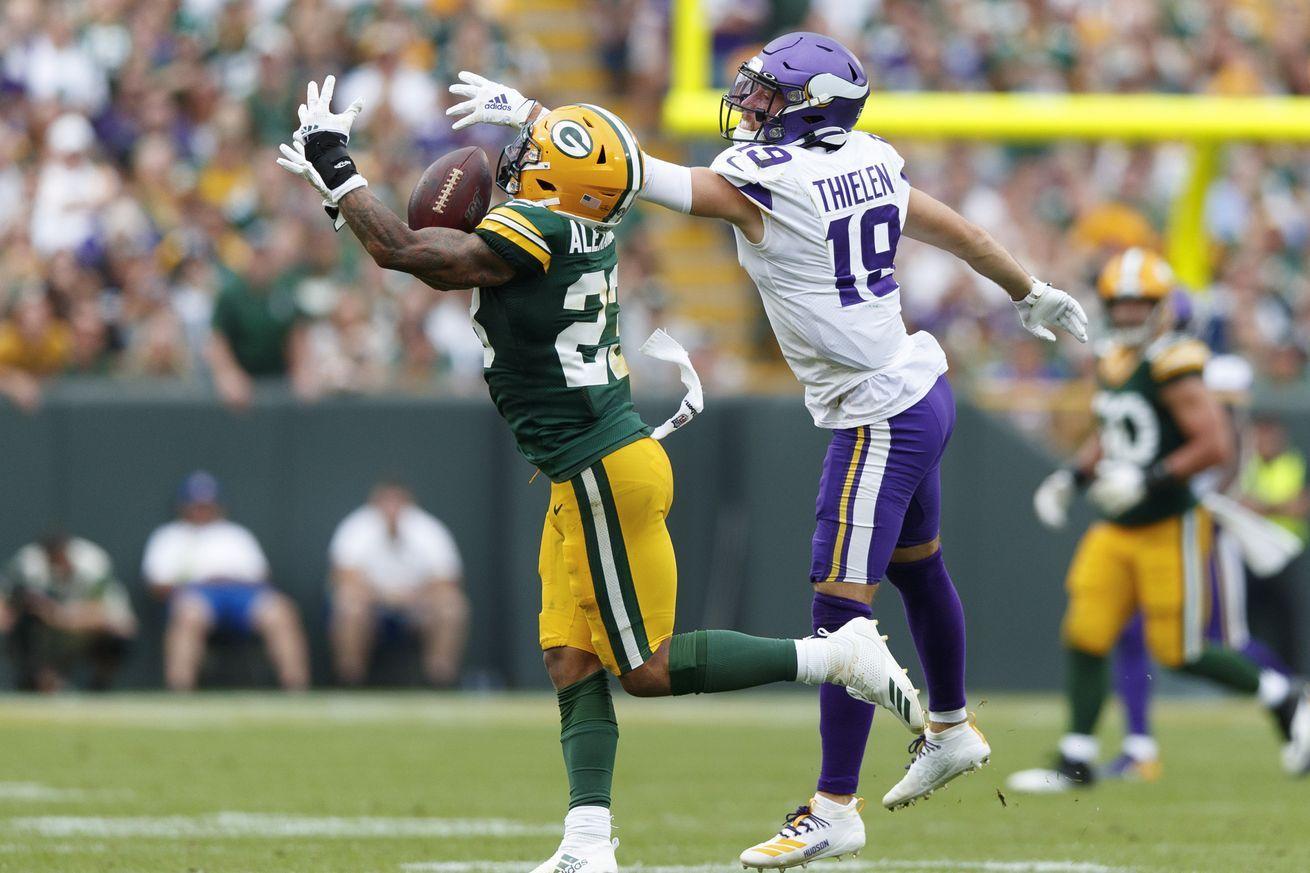 Minnesota Vikings News and Links September 16, 2019