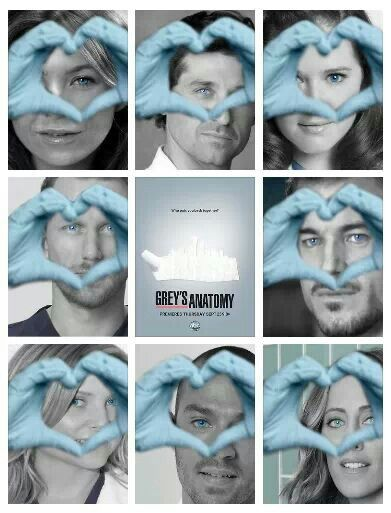 Grey\'s Anatomy - Absolutely 100% in my top 3 shows! I realize it isn ...